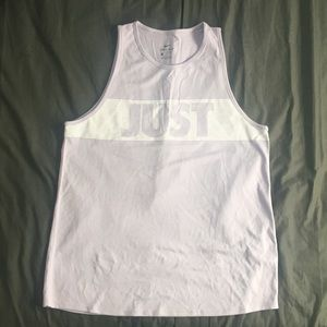 Nike Just Do it Tank